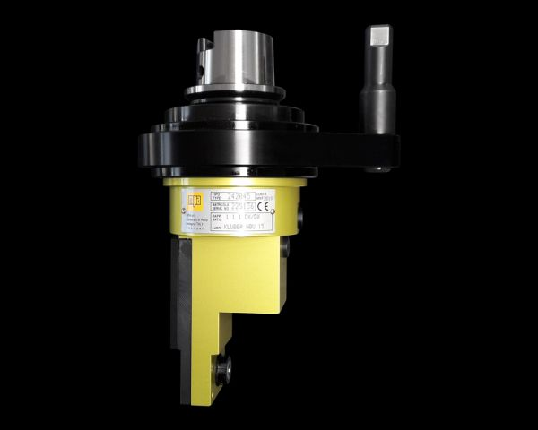 Drilling angle head