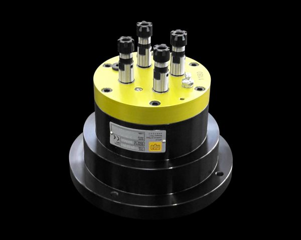 4x ER11 multispindle head
